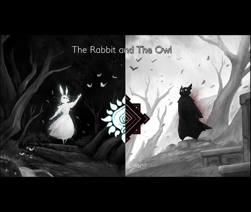 The Rabbit and The Owl