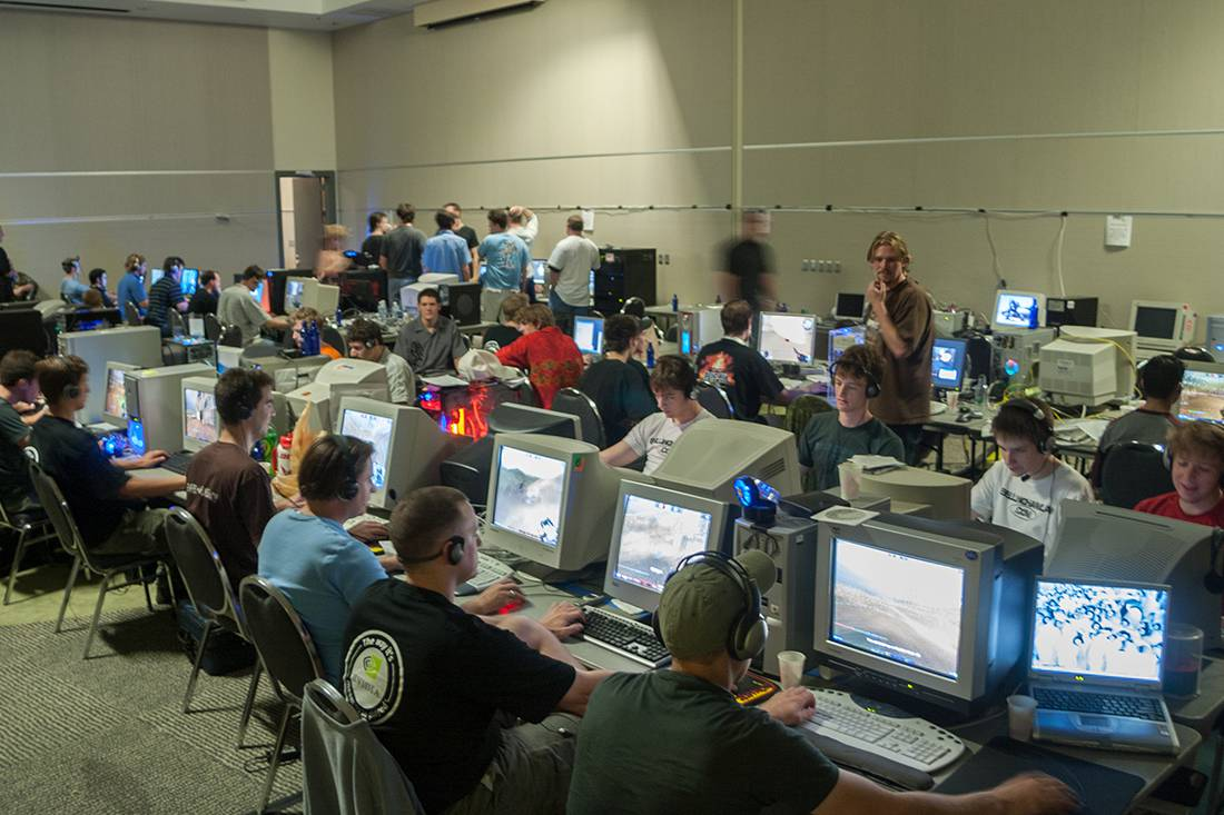 BYOC at the first PAX