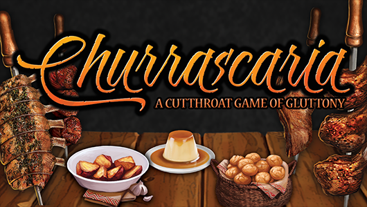 Churrascaria: A Cutthroat Game of Gluttony