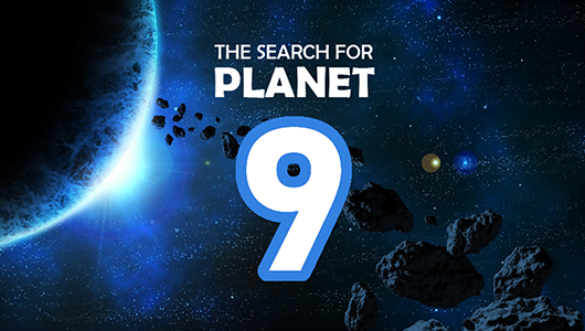 The Search for Planet 9
